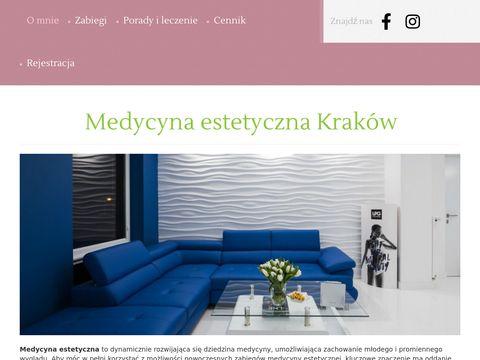 Dr Ewa Kopycińska trycholog Kraków