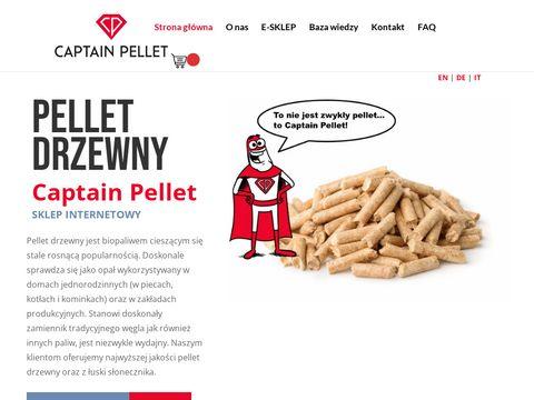 Captainpellet.pl sklep internetowy