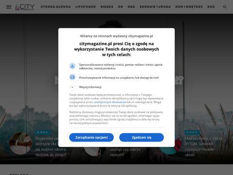 Citymagazine.pl portal