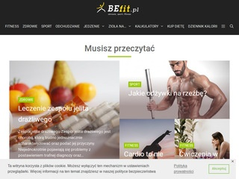 Befit.pl fitness