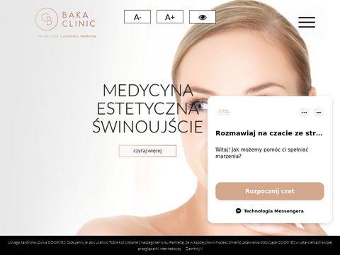 Bakaclinic.pl stomatolog Świnoujście
