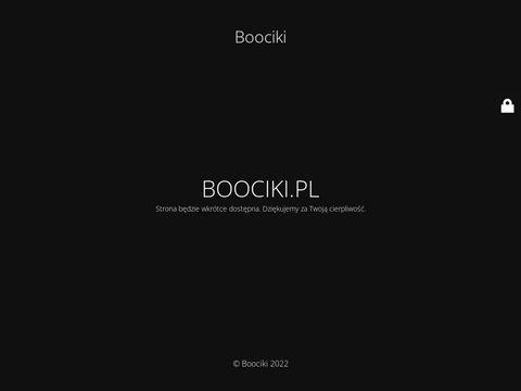 Boociki.pl obuwie ortopedyczne dla dzieci