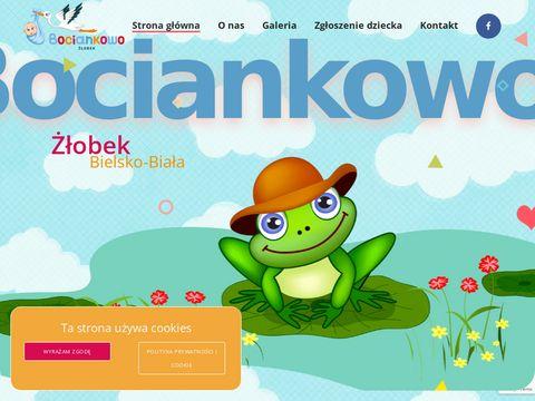 Bociankowobielsko.pl prywatny żłobek
