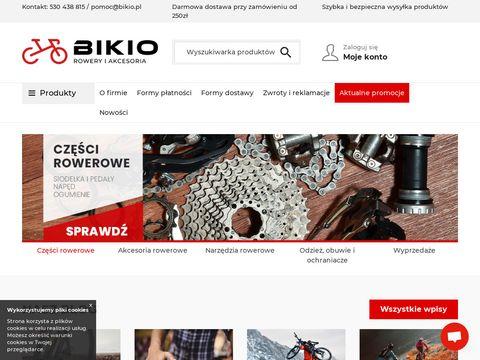 Bikio.pl odzież rowerowa