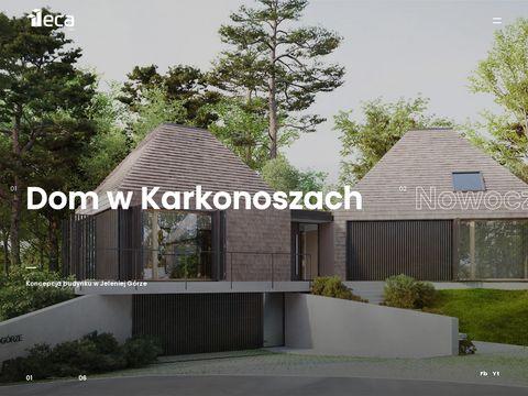 ECA Design budowa domów Wrocław