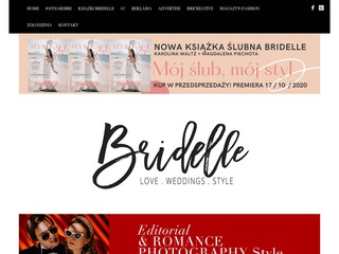 Bridelle.pl ślubne inspiracje