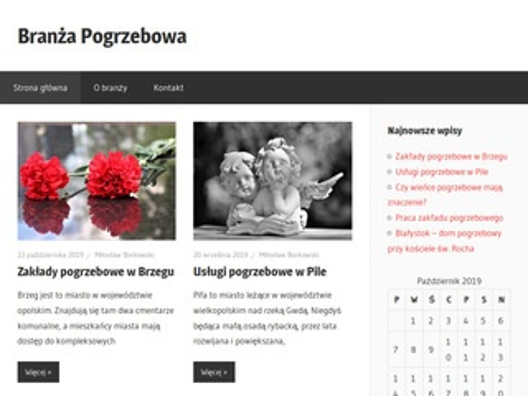 Branzapogrzebowa.pl poradnik