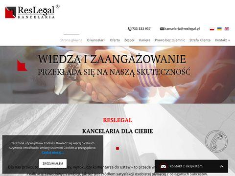 Adwokatrzeszow.eu kancelaria adwokacka