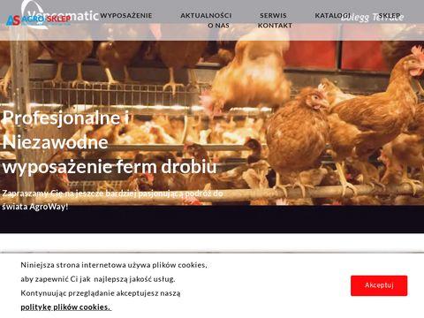 Agro-sklep.com.pl - wyposażenie ferm