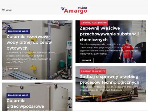 Amargotwinn.pl zbiorniki na wodę