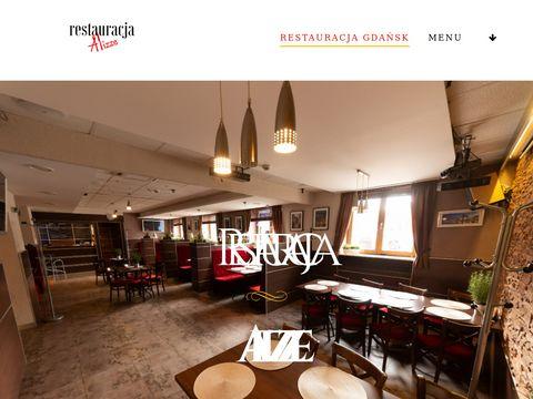 Alizze.pl niedrogie restauracje Gdańsk