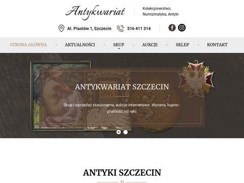 Antyki-synopsis.pl obrazy Szczecin