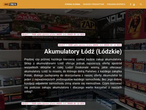 Akumulatory-lodz.pl