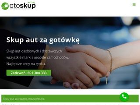 Otoskup.pl samochodów Warszawa Bemowo
