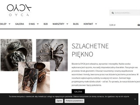 Oyca.pl biżuteria handmade