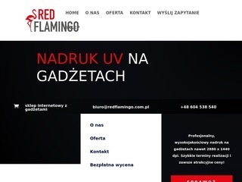 Nadruknagadzetach.com.pl druk na szkle