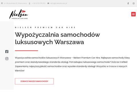 Nielsencars.pl wynajem aut