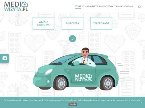 Mediwizyta.pl psychiatra online