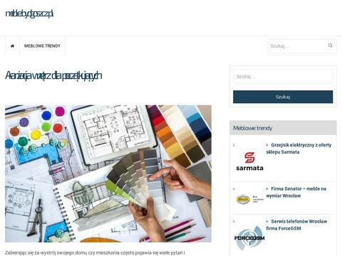 Meble.bydgoszcz.pl wypoczynkowe