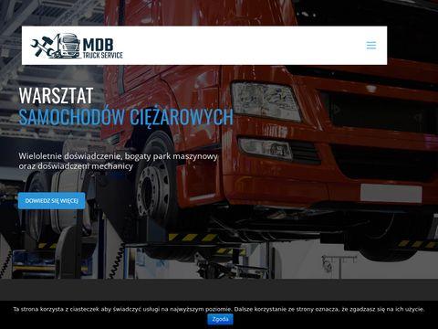 MDB Truck Service warsztat samochodowy
