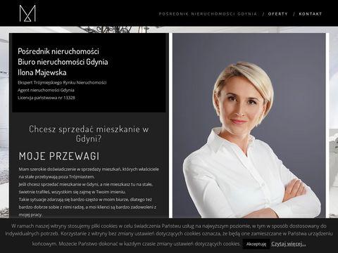 Majewska.pl pośrednik nieruchomości