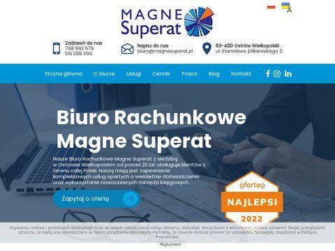 Magnesuperat.pl pełna księgowość