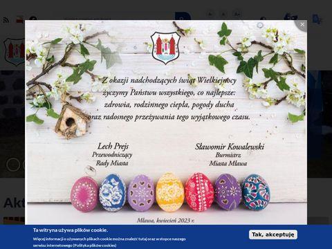 Mlawa.pl - serwis informacyjny