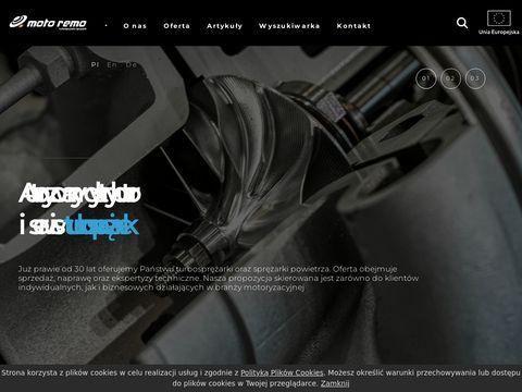 Motoremo.pl turbosprężarki