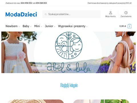 Modadzieci.pl ubrania Mayoral