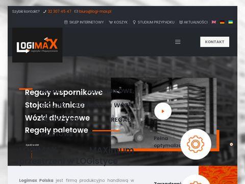 Logi-max.pl regał wspornikowy