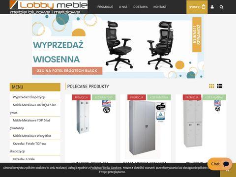 Lobbysklep.pl plastikowe szuflady