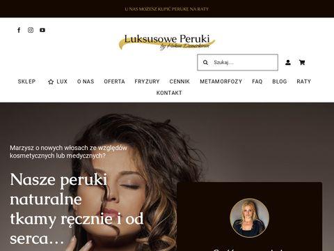 Luksusoweperuki.pl