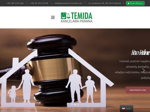 Kancelaria-temida.com prawo spadkowe