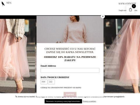 Kafkaconcept.pl buty do ślubu