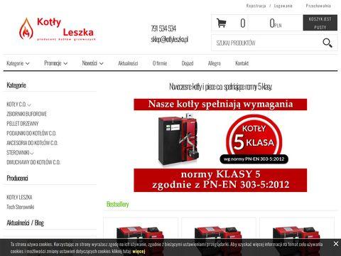 Kotlyleszka.pl zakład ślusarsko kotlarski