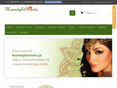 Kosmetykiorientu.pl miód z gorczycy