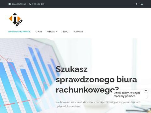 Jtoffice.pl usługi księgowe Pruszcz Gdański