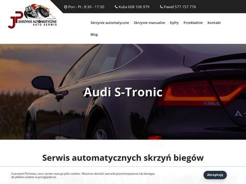 Jp-skrzynieautomatyczne.pl naprawa