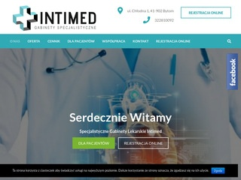Intimedbytom.pl pulmonolog