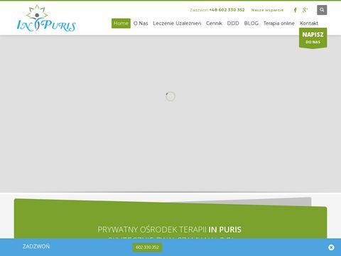 Inpuris.pl prywatny ośrodek leczenia uzależnień