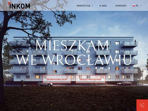 Inkom s.a. - deweloper Wrocław