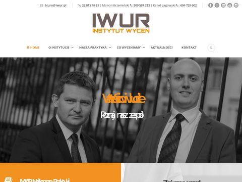 Iwur.pl procedury sprzedaży przedmiotu