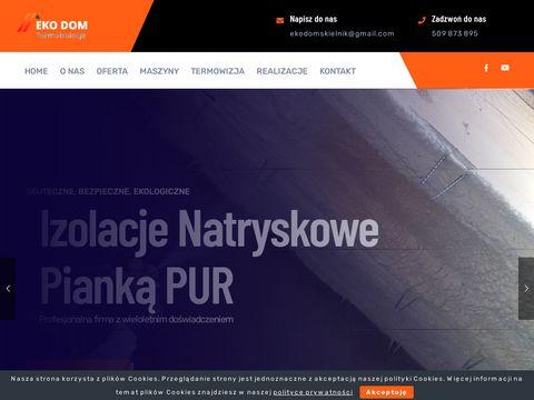 Izolacjapianka.com.pl ocieplanie domu