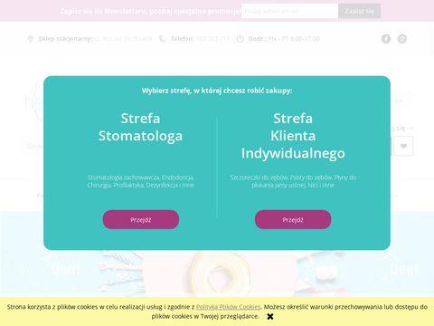 Hellodent.pl sklep stomatologiczny w Krakowie
