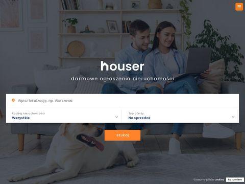 Houser.pl sprzedaż nieruchomości
