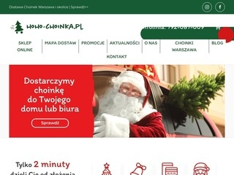 Hoho-choinka.pl Warszawa sprzedaż