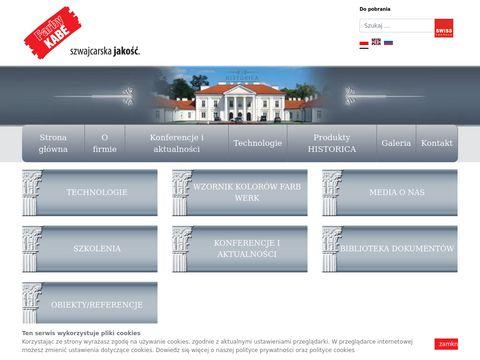 Historica.com.pl produkty do renowacji
