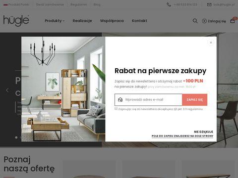 Hugle.pl meble sklepowe