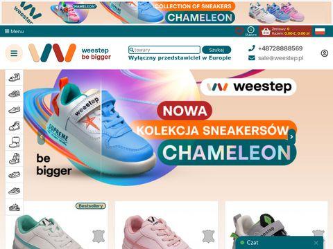 Weestep.pl buty dziecięce hurt