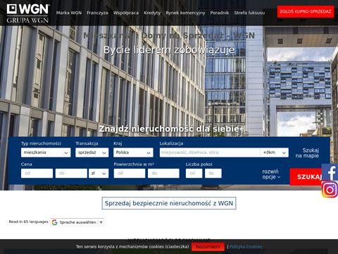 Wgn.pl nieruchomości
